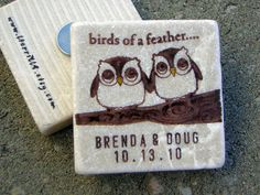 Handmade Save the Date Magnets from Terrill's Tiles Owl Wedding, Carnival Wedding, Wedding Events, Wedding Ideas, Wedding Bells, Wedding Stuff, Dream Wedding, Weddings, Diy Save The Dates