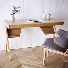 Dakota Desk Oak