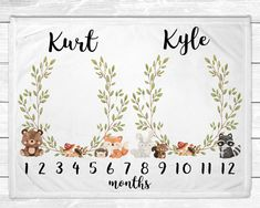 Baby Boy Soccer, Twin Baby Boys, Twin Babies, Newborn Nursery, Newborn Twins, Twin Boy Names, Milestone Pictures, Baby Monthly Milestones, Baby Growth