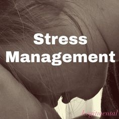 Stress Management, T Shirts For Women, Health, Health Care, Salud