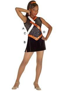 Baton Uniform