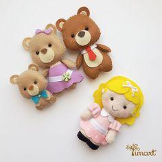 Apostila Cachinhos Dourados Pocket. Adquira a sua na loja oficial (clique em visitar ou acesse www.timart.com.br)
