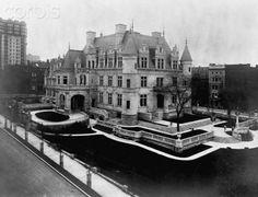 Schwab Mansion 1907 73-74 WEA - RSD
