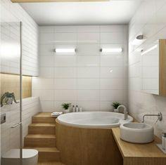 Modernes Kleines Badezimmer 2017 Badezimmer Und WC Wie Schafft Man Ein  Schönes Und Komfortables Interieur In Einem Kleinen Badezimmer?