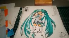 (Manga) Sketchbook and Drawings [2012] - YouTube