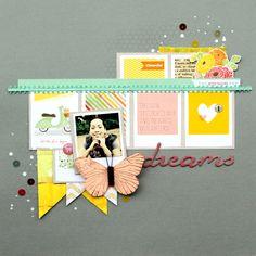 Lovely layout by Piradee Talvanna.