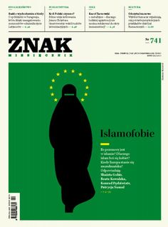 Znak #magazine #cover #paper