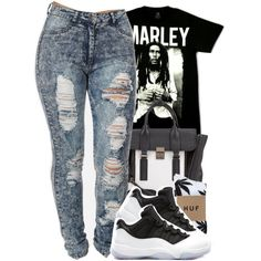 Untitled #1130, created by ayline-somindless4rayray on Polyvore