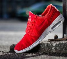 Nike Janoski Gelb