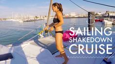 nice SAILING FROM FRANCE TO SPAIN: SHAKEDOWN CRUISE - Chase the Tale 3