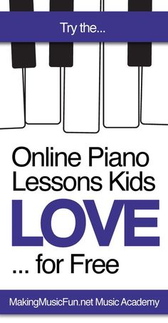 Piano Lessons For Kids, Piano Lessons For Beginners, Kids Piano, Easy Piano, Music Theory Lessons, Music Theory Worksheets, Online Music Lessons, Music Flashcards, Piano Teaching