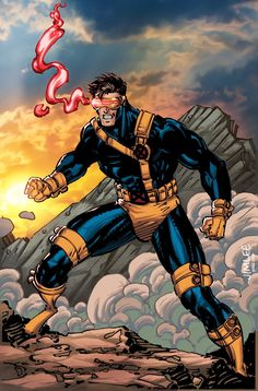 Cyclops by Jim Lee