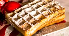 Waffles, Food Porn, Muffin, Sweets, Breakfast, Recipes, Morning Coffee, Gummi Candy, Candy