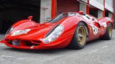 Best Sports Cars   :   Illustration   Description   #Ferrari 330 P3 '1966