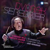 John J. Puccio at Classical Candor reviews Dvorak: Symphony No. 8, with Jose Serebrier and the Bournemouth Symphony Orchestra on a Warner Classics CD.