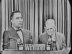 In 1956, on the game show I've Got A Secret, host Garry Moore brought on 96-year-old Samuel Seymour. Here's his secret: He was sitting in Ford's theater the night Lincoln was shot. He was 5 years old and remembered John Wilkes Booth bounding from Lincoln's box onto the stage. Here he is on television, describing what he saw.