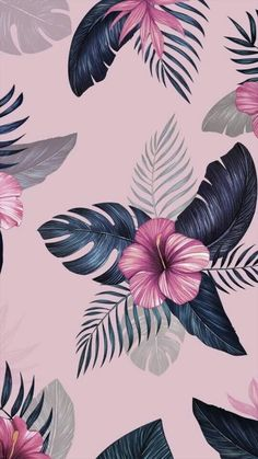 Lock screen floral wallpaper backgrounds Ideas for 2019 Phone Wallpaper Images, Flower Background Wallpaper, Flower Phone Wallpaper, Cute Patterns Wallpaper, Locked Wallpaper, Cute Wallpaper Backgrounds, Pretty Wallpapers, Flower Backgrounds, Pink Wallpaper