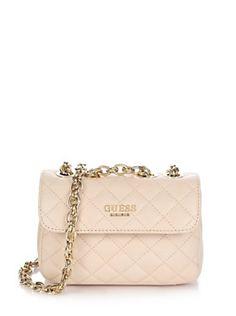 f37a188f0530 Suave Quilted Crossbody Mini Flap Bag Fall Handbags