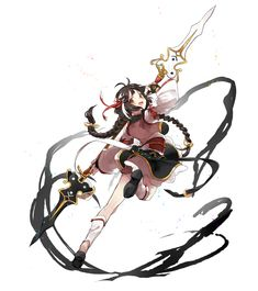 Safebooru is a anime and manga picture search engine, images are being updated hourly. Elsword, Twin Braids, Manga Pictures, Drawing Poses, Manga Games, Anime Style, Manga Art, Kawaii Anime, Game Art