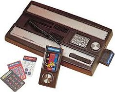 Intellivision was a weird game system. It was a great system in many ways, but it was also very, very strange. Vintage Video Games, Vintage Games, Vintage Toys, Sweet Memories, Childhood Memories, Childhood Toys, Creativity Inc, Video Game Museum, Old Computers