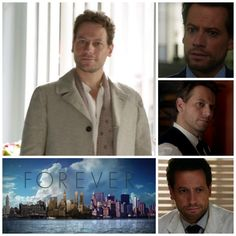 Ioan Gruffudd as Doctor Henry Morgan: Born on September 19, 1779, Henry is a New York City medical examiner who studies the dead for criminal cases and to solve the mystery of his own immortality.