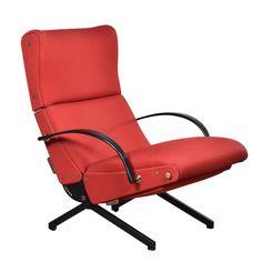 Osvaldo Borsani P40 Lounge Chair for Tecno