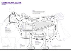 """The robotic super-cows of """"Farmland World"""" by Allison Newmeyer"""