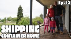 shipping container house Container, Ship, House, Home, Haus, Canisters, Yachts, Ships, Houses