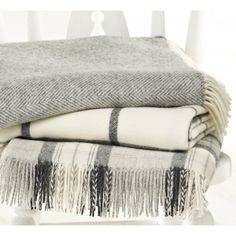 bronte throws | Home › Bronte › Bronte Shetland pure new wool collection of throws ...
