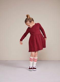 Clean dress, no prints. Blue Grey, Scandinavian, Trousers, Barn, Colours, Mood, Yellow, Long Sleeve, Prints