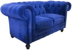 niebieska sofa chesterfield, blue chesterfield, pluszowa sofa chesterfield, velvet chesterfield, styl angielski, fotel chesterfield, armchair   niebieski, błękitny, lazurowa, indygo, turkusowa, navy, Sofa, granatowa, aksamitna  sofa_chesterfield_lady_rem_IMG_2730a.jpg (860×600)