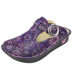 Alegria Shoes Classic Spiro Purple at Alegria Shoe Shop
