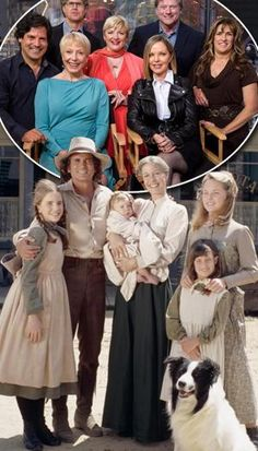 'Little House on the Prairie' cast gets emotional at 40th anniversary reunion