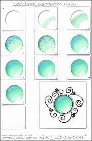 Image result for sheldene fine art colour swatch template