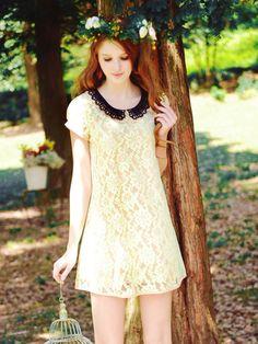 wild heart lace dress