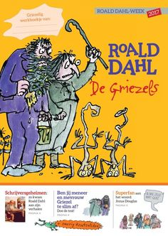 Roald Dahl lesmateriaal