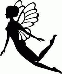 Resultado de imagen para fairy silhouette