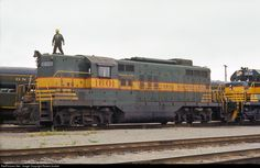 RailPictures.Net Photo: ON 1601 Ontario Northland EMD GP9 at North Bay, Ontario, Canada by Robert Jordan