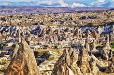 Cappadocia Cave Hotel, Turkey