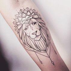 65 Tatuagens de leão impressionantes                                                                                                                                                                                 Mais