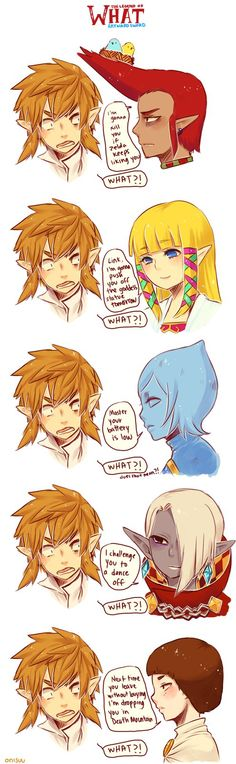 LoW -- Skyward Sword Edition by onisuu on DeviantArt