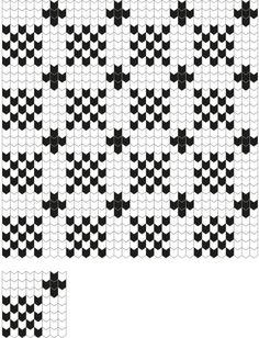Rastrillar la letra exacta Knitting Room, Fair Isle Knitting, Knitting Charts, Sweater Knitting Patterns, Knitting Stitches, Knitting Socks, Intarsia Patterns, Crochet Stitches Patterns, Crochet Chart