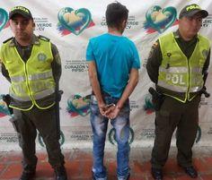Noticias de Cúcuta: Policía Nacional captura en la zona céntrica de Oc...