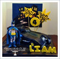 Blue Batman for Liam