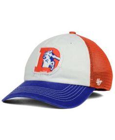 69e5a19b374  47 Brand Denver Broncos Privateer Closer Cap Men - Sports Fan Shop By Lids  - Macy s