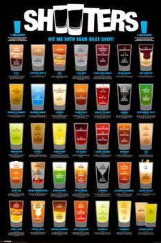 shooters | Some of these look pretty darn good! Might have to try...