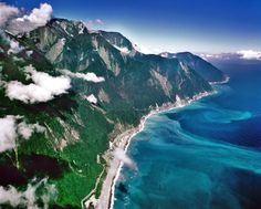 Hualien, east part of Taiwan. could never get rid of it...