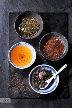 Assortment of Tea by Natasha Breen on 500px