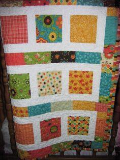 Sweet Jane quilt pattern