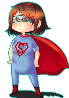 Super-mom by ~Oshiruko on deviantART